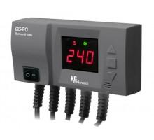 Контроллер для котла KG Elektronik CS-20 black