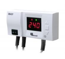 Реле для циркуляционного насоса KG Elektronik CS 07 220 В white