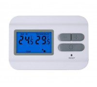 Термостат комнатный KG Elektronik С3 проводной (LED дисплей) white