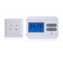 Термостат комнатный KG Elektronik С3 RF (программа 1 день) без проводной white