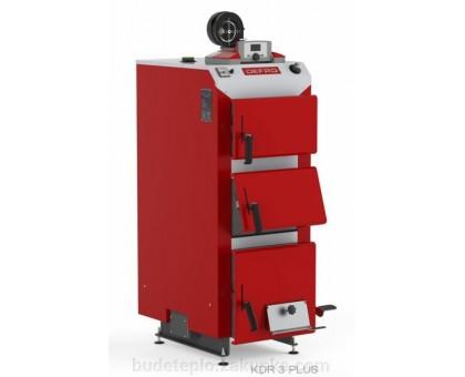 Котел твердотопливный DEFRO KDR PLUS 3 (с автоматикой) 50  кВт.