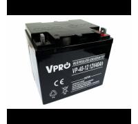 Аккумулятор  Volt Polska VPRO 40 Ah 12V AGM VRLA black (6AKUAGM009)