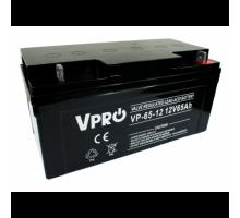 Аккумулятор  Volt Polska VPRO 65 Ah 12V AGM VRLA black (6AKUAGM009)