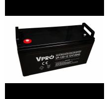 Аккумулятор  Volt Polska VPRO 120Ah 12V AGM VRLA black (6AKUAGM009)