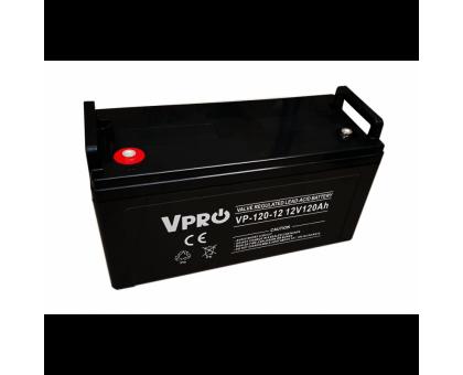 Аккумулятор  Volt Polska VPRO 120Ah 12V AGM VRLA