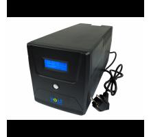 Источник бесперебойного питания Volt Polska Micro UPS 1000 black