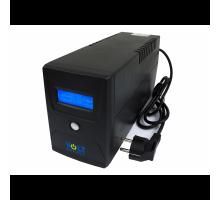 Источник бесперебойного питания Volt Polska Micro UPS 600 black