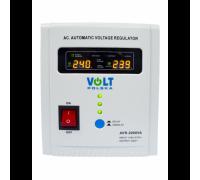 Стабилизатор напряжения Volt Polska AVR- 2000 VA белый