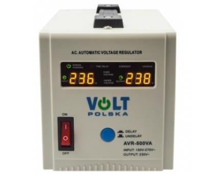 Стабилизатор напряжения Volt Polska AVR- 500-MINI